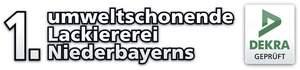 1. umweltschonende Lackierei NIederbayerns