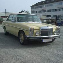 Restaurierter Mercedes Benz
